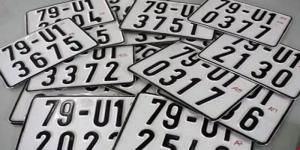 Kiểm tra biển số xe máy, ô tô hợp với bạn